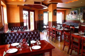 Saint George Bar & Grill